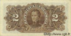 2 Pesos COLOMBIE  1904 P.310 SUP