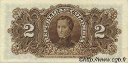 2 Pesos COLOMBIE  1904 P.310 pr.NEUF