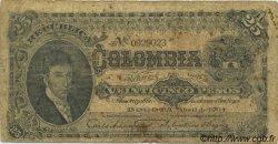 25 Pesos COLOMBIE  1904 P.313 B