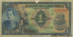 1 Peso Oro COLOMBIE  1947 P.380e B+