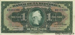 1 Peso Plata COLOMBIE  1932 P.382 SPL