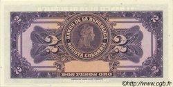 2 Pesos Oro COLOMBIE  1947 P.390b NEUF