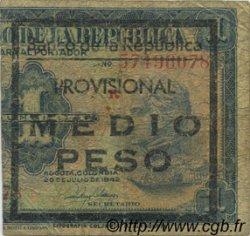 1/2 Peso COLOMBIE  1946 P.397a TB