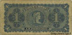 1 Peso Oro COLOMBIE  1953 P.398 B