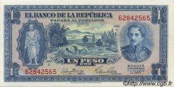 1 Peso Oro COLOMBIE  1953 P.398 pr.NEUF