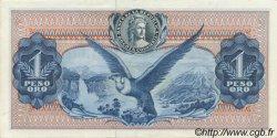 1 Peso Oro COLOMBIE  1963 P.404b TTB