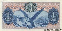 1 Peso Oro COLOMBIE  1964 P.404b SPL