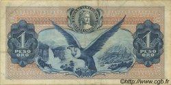 1 Peso Oro COLOMBIE  1971 P.404e TTB