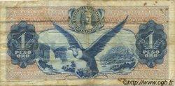 1 Peso Oro COLOMBIE  1972 P.404e TB