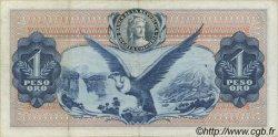 1 Peso Oro COLOMBIE  1973 P.404e TTB+