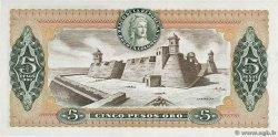 5 Pesos Oro COLOMBIE  1977 P.406e NEUF