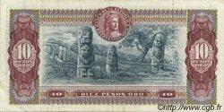 10 Pesos Oro COLOMBIE  1964 P.407b TTB