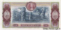 10 Pesos Oro COLOMBIE  1980 P.407h NEUF