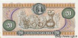 20 Pesos Oro COLOMBIE  1975 P.409c SPL