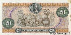 20 Pesos Oro COLOMBIE  1977 P.409c SUP