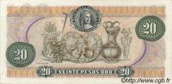 20 Pesos Oro COLOMBIE  1981 P.409d SUP+