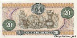 20 Pesos Oro COLOMBIE  1983 P.409d NEUF