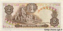 2 Pesos Oro COLOMBIE  1973 P.413a SPL