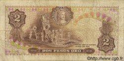 2 Pesos Oro COLOMBIE  1976 P.413b TB