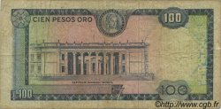100 Pesos Oro COLOMBIE  1974 P.415 pr.TB