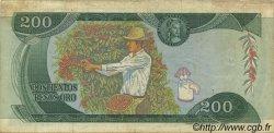 200 Pesos Oro COLOMBIE  1975 P.417b TB+