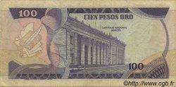100 Pesos Oro COLOMBIE  1977 P.418a TTB+