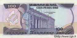 100 Pesos Oro COLOMBIE  1980 P.418c NEUF