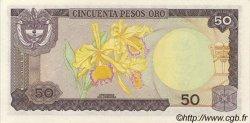 50 Pesos Oro COLOMBIE  1980 P.422a NEUF