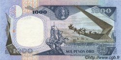 1000 Pesos Oro COLOMBIE  1982 P.424a NEUF