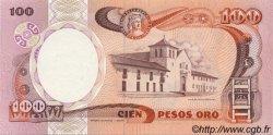 100 Pesos Oro COLOMBIE  1986 P.426b NEUF