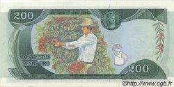 200 Pesos Oro COLOMBIE  1982 P.427 pr.NEUF