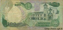 200 Pesos Oro COLOMBIE  1984 P.429b pr.TB