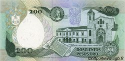 200 Pesos Oro COLOMBIE  1992 P.429A NEUF