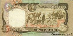 2000 Pesos Oro COLOMBIE  1983 P.430a SUP