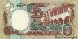 500 Pesos Oro COLOMBIE  1990 P.431 NEUF