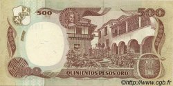 500 Pesos Oro COLOMBIE  1992 P.431A NEUF