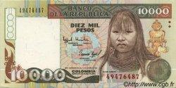 10000 Pesos Oro COLOMBIE  1994 P.437A pr.NEUF