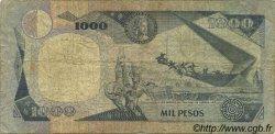 1000 Pesos COLOMBIE  1995 P.438 B+