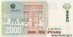 2000 Pesos COLOMBIE  2001 P.451 pr.NEUF