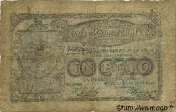 1 Peso COLOMBIE  1900 PS.0248 B