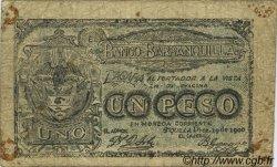 1 Peso COLOMBIE  1900 PS.0248 pr.TB