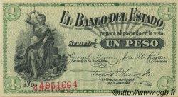 1 Peso COLOMBIE  1900 PS.0504a pr.NEUF