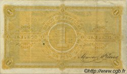 1 Peso COLOMBIE  1883 PS.0711a TTB+
