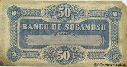50 Pesos COLOMBIE  1882 PS.0844 TTB