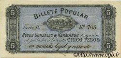 5 Pesos COLOMBIE  1890 PS.0902 SPL