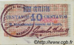 10 Centavos COLOMBIE  1901 PS.1021c SPL