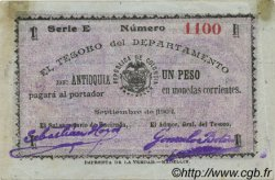 1 Peso COLOMBIE  1902 PS.1036 TTB+