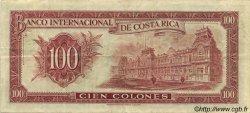 100 Colones COSTA RICA  1942 P.194a SUP