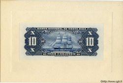 10 Colones COSTA RICA  1942 P.210 NEUF