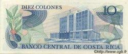 10 Colones COSTA RICA  1982 P.237b pr.NEUF